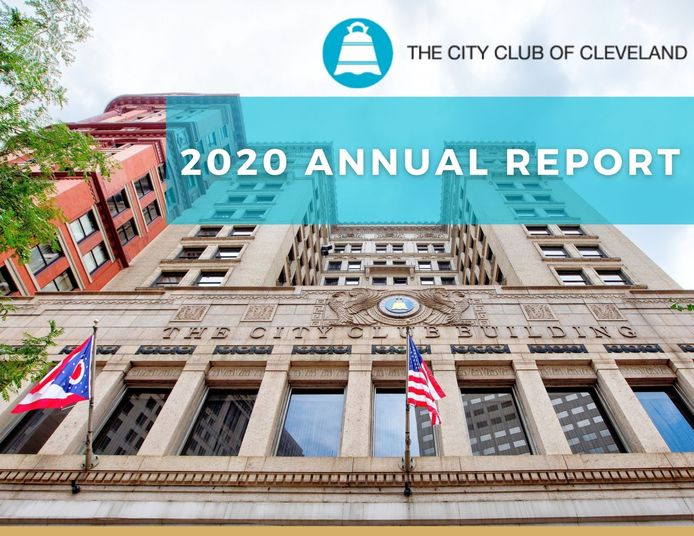 The City Club 2020 Annual Report