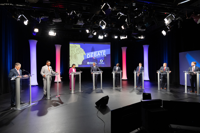 On the Issues: Cleveland Mayoral Primary Debates: Voters First