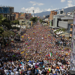 A La Calle: People, Protest, and the Road to Restoring Democracy in Venezuela