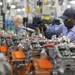 Building the Factory of the Future: The Intersection of Technology and Manufacturing